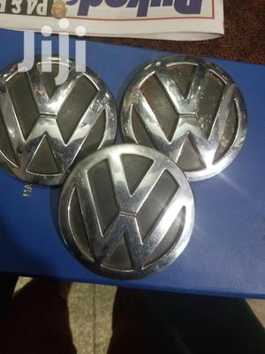 Volkswagen Grill Emblem   Vehicle Parts & Accessories for sale in Kampala