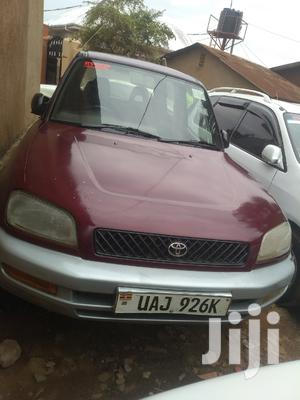 Toyota RAV4 1997 Red   Cars for sale in Kampala