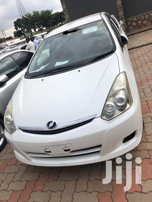 Toyota Wish 2007 White   Cars for sale in Kampala