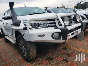 Toyota Hilux 2015 SR5 4x4 White   Cars for sale in Kampala