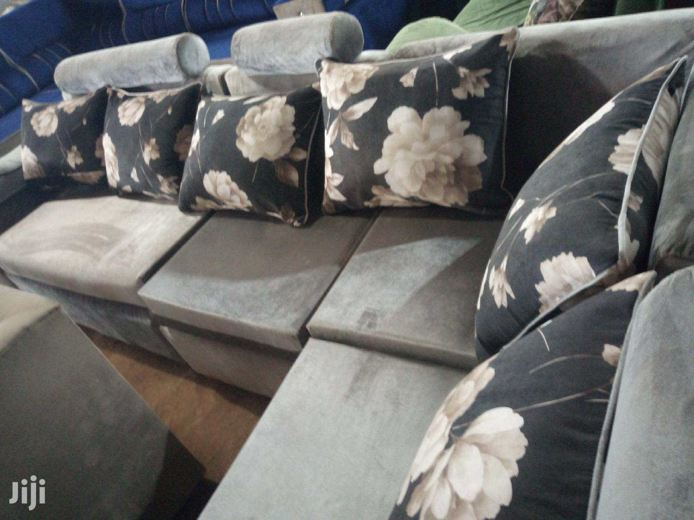 Sofa Chair L Shaped | Furniture for sale in Kampala, Uganda