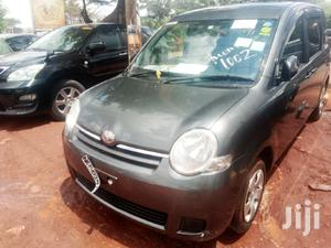 Toyota Sienta 2007 Gray | Cars for sale in Kampala