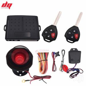Toyota Car Alarm With 2 Keys   Vehicle Parts & Accessories for sale in Kampala