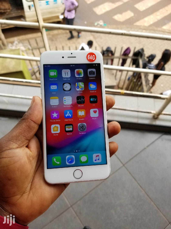 Apple iPhone 6 Plus 64 GB Silver   Mobile Phones for sale in Kampala, Uganda