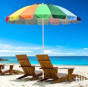 Rainbow Beach And Swimming Pool Umbrella | Clothing Accessories for sale in Kampala