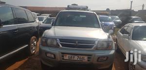Mitsubishi Pajero 2002 Silver | Cars for sale in Kampala
