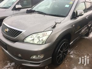 Toyota Harrier 2008 Gray | Cars for sale in Kampala