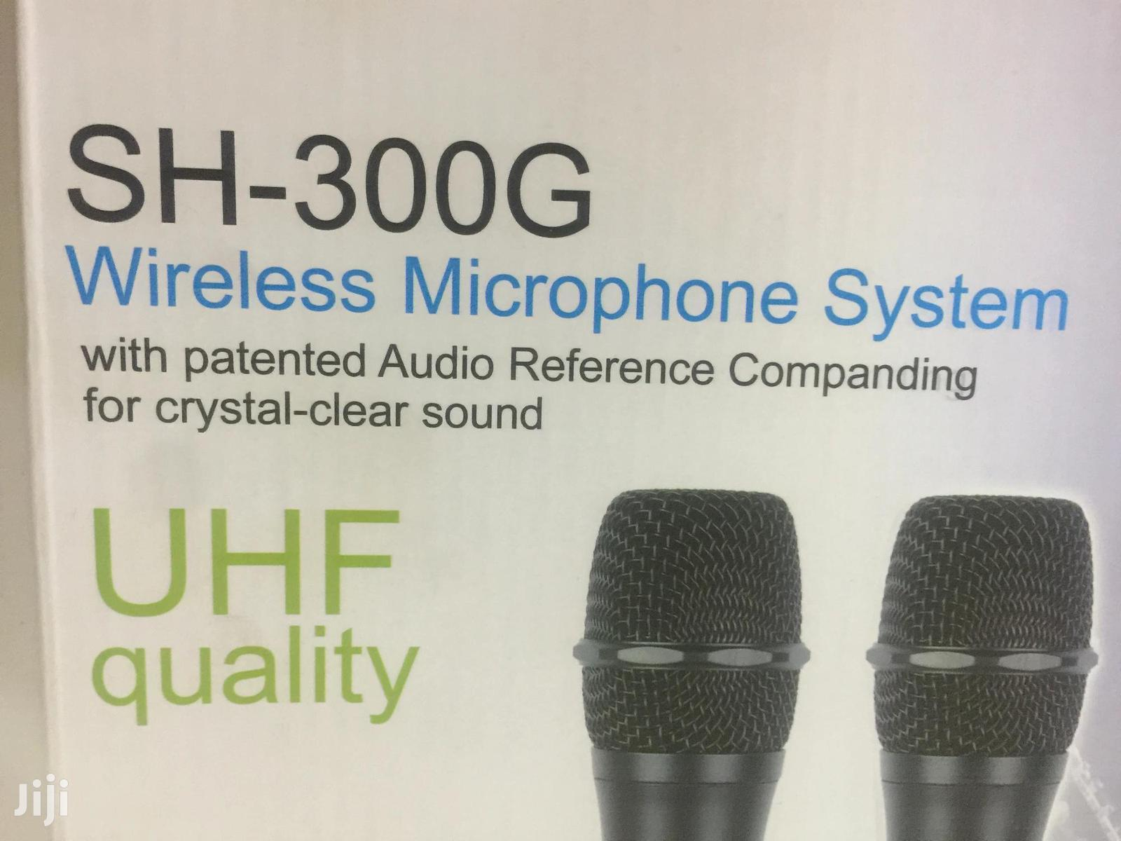 Shure Pro Wireless Microphone   Audio & Music Equipment for sale in Kampala, Uganda