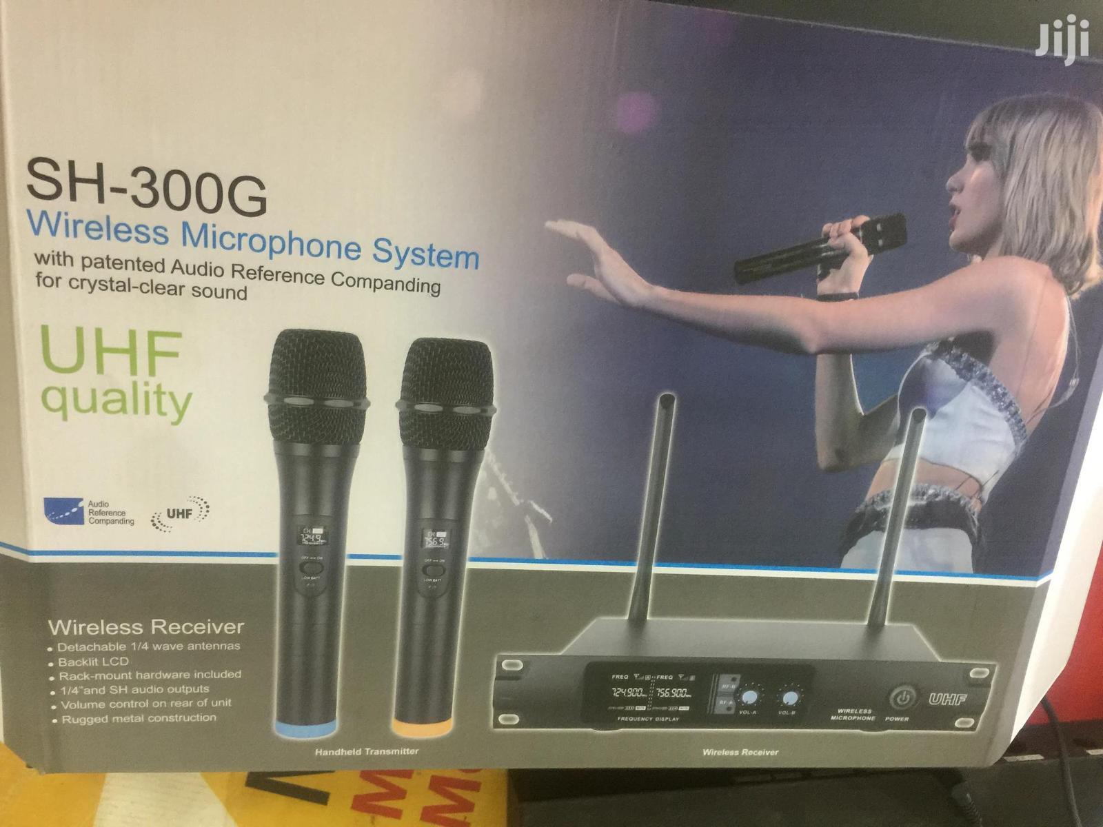 Shure Pro Wireless Microphone