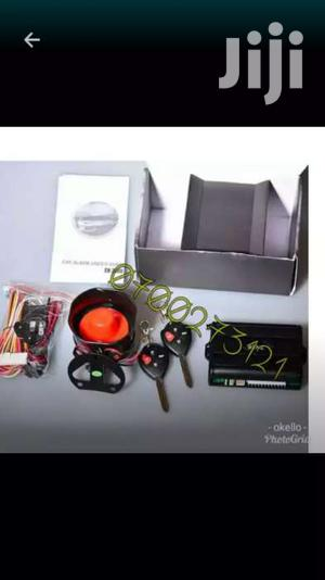Remote Alarm With Keyless Entry | Vehicle Parts & Accessories for sale in Kampala