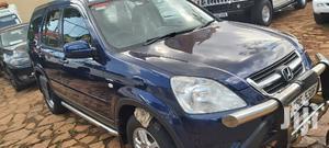 Honda CR-V 2004 2.0i ES Automatic Blue   Cars for sale in Kampala