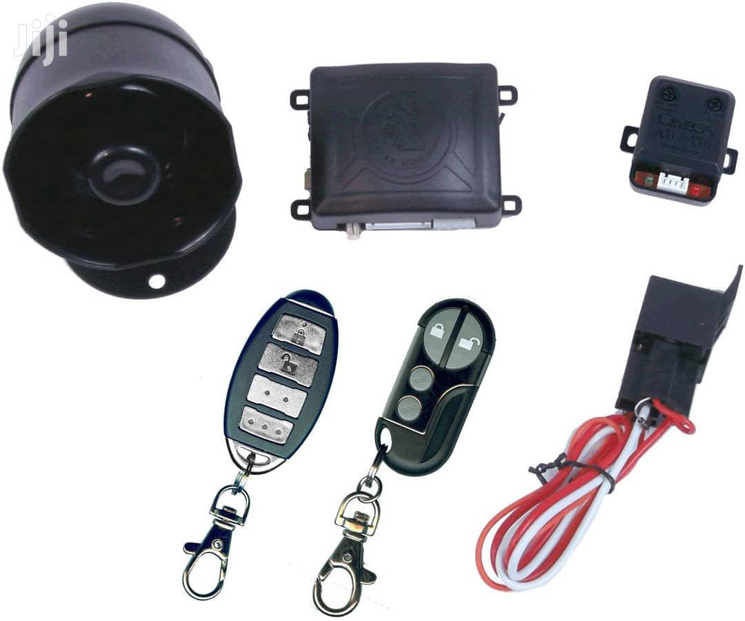 Car Alarms for All Cars Available