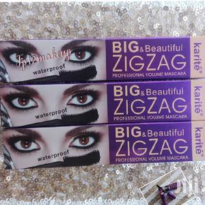 Karite Big and Beautiful Zig Zag Mascara | Makeup for sale in Kampala