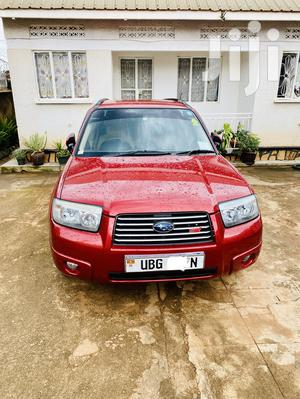 Subaru Forester 2006 2.0 X Trend Red | Cars for sale in Kampala
