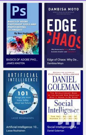 E Books Read | Books & Games for sale in Kampala