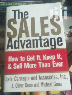 The Sales Advantage Book | Books & Games for sale in Kampala