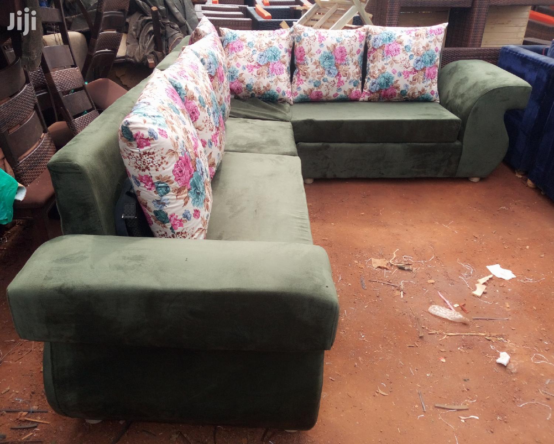 L Shaped Sofa Chair | Furniture for sale in Kampala, Uganda