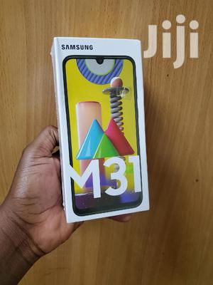New Samsung Galaxy M31 128 GB Black   Mobile Phones for sale in Kampala, Central Division