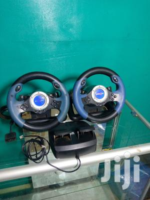 Playstation Steering & Pedal | Video Game Consoles for sale in Eastern Region, Jinja