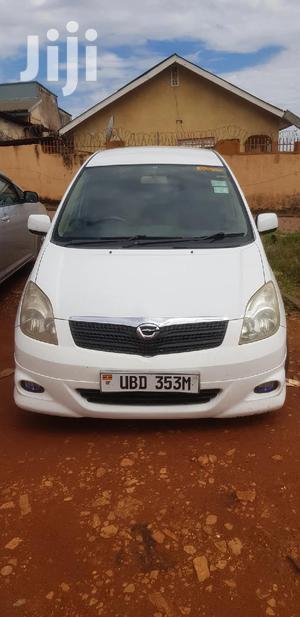 Toyota Spacio 2004 White   Cars for sale in Kampala