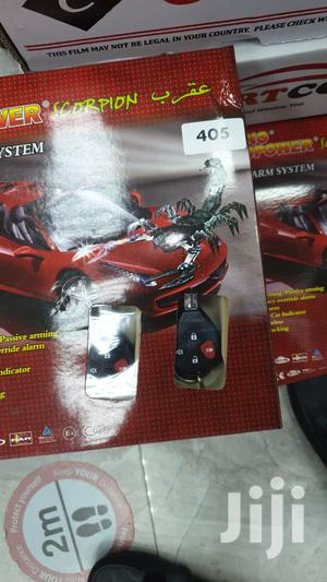 Octopus Car Alarm With Toyota Keys   Vehicle Parts & Accessories for sale in Kampala