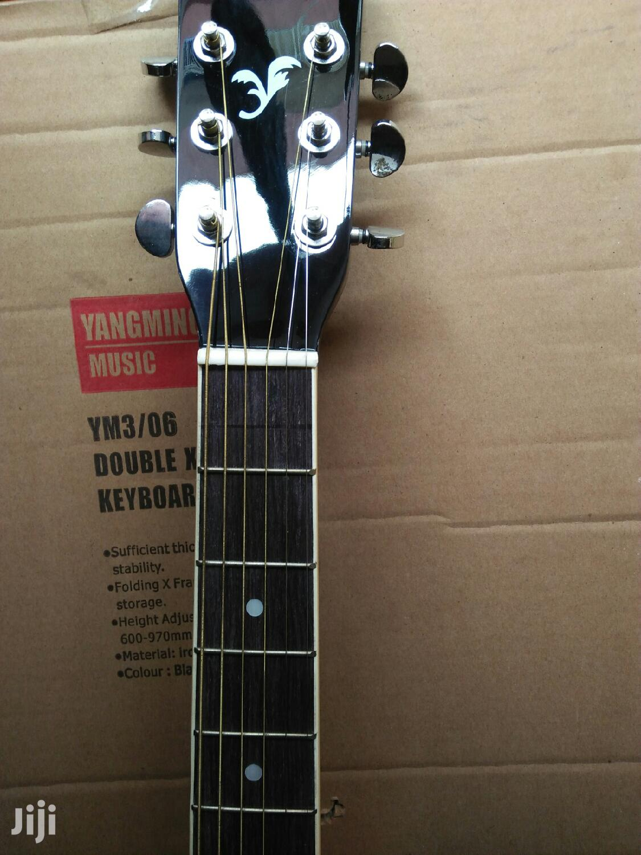 Yamaha Box Guitar/Acoustic | Musical Instruments & Gear for sale in Kampala, Uganda
