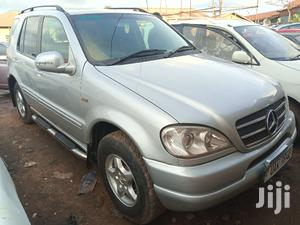 Mercedes-Benz M Class 2004 Silver | Cars for sale in Kampala