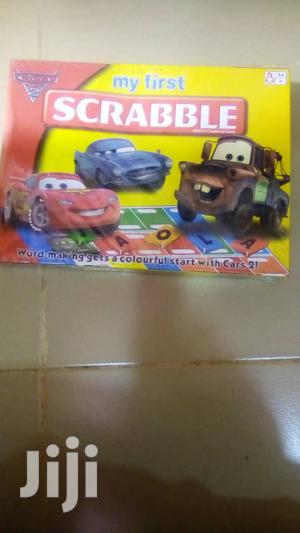 Kids Scrabble Game   Toys for sale in Kampala