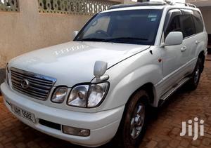 Toyota Land Cruiser 2005 100 VX 4.7 V8 White | Cars for sale in Kampala