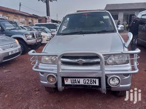 Toyota Cami 2000 Silver   Cars for sale in Kampala