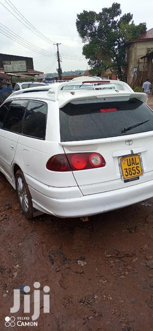 Toyota Caldina 2000 White   Cars for sale in Kampala