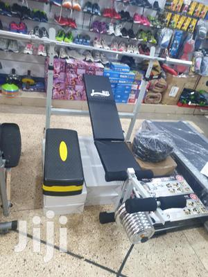 Weight Lifting Bench For Gym   Sports Equipment for sale in Kampala, Central Division