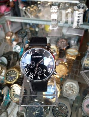 Montblanc Watch(Original)   Watches for sale in Kampala