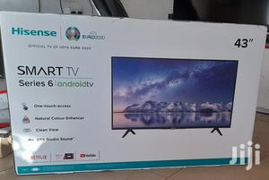 Hisense Smart Android TV 43 Inches | TV & DVD Equipment for sale in Kampala