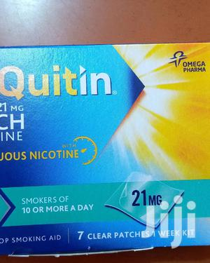 Niquitin Patches 21mg   Tobacco Accessories for sale in Western Region, Kabalore