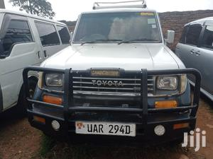 Toyota Land Cruiser 1998 Silver | Cars for sale in Kampala