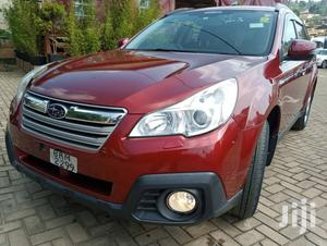 Subaru Outback 2012 2.5i Red   Cars for sale in Kampala