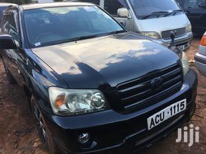 Toyota Kluger 2007 Black | Cars for sale in Kampala