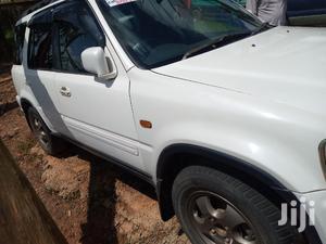Honda CR-V 1996 White   Cars for sale in Kampala