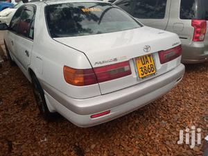 Toyota Premio 2001 Silver   Cars for sale in Kampala