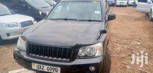 Toyota Kluger 2003 Black | Cars for sale in Kampala