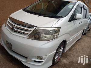 New Toyota Alphard 2007 White | Cars for sale in Kampala