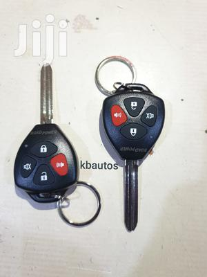 Universsl Car Security Alarm With Keys   Vehicle Parts & Accessories for sale in Kampala