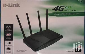 Unlocked D-LINK 4G ROUTER With Sim Card Slot.   Networking Products for sale in Kampala