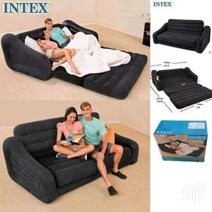5in1 Inflatable Mattress or Chair/Bed | Furniture for sale in Kampala