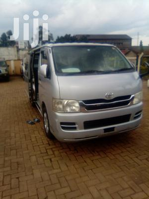Toyota Hiace For Sale   Buses & Microbuses for sale in Kampala
