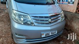 Toyota Alphard 2007 Silver | Cars for sale in Kampala