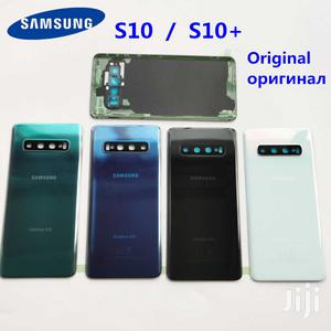 Samsung S 10 Plus Back Cover Housing | Accessories for Mobile Phones & Tablets for sale in Kampala