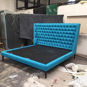 La Tufted Bed   Furniture for sale in Kampala