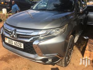 Mitsubishi Montero Sport 2015 Gray   Cars for sale in Kampala